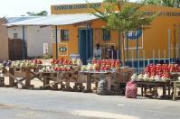 Preiswertes Obst und Gemüse gibt es am Straßenrand