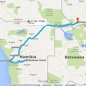 Statistik Namibia, Teil 13