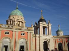 Potsdams restaurierte Innenstadt kann sich sehen lassen. (Foto: Martin Aleyt)