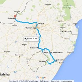 Statistik Südafrika, Teil 20