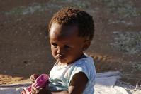 Der jüngste Spross aus der Bushman-Familie.