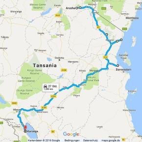 Statistik Tansania, Teil 2