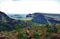 ... faszinierte im Marakele-Nationalpark vor allen die Landschaft.