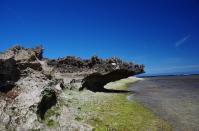 Der Wanderweg führt über 135 Kilometer vom Cape Naturaliste im Norden...
