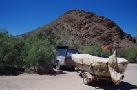 Was sucht das Boot im Outback?