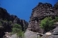 Nicht ganz so tief wie das amerikanische Pendent, aber nicht minder beeindruckend: Der Australische Grand Canyon.