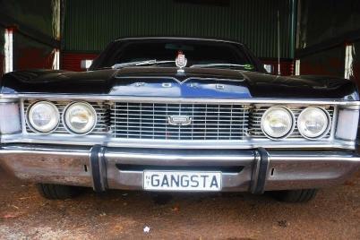 Bei diesem australischen Autokennzeichen hat die Polizei ein leichtes Spiel.