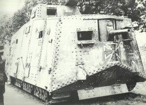 A7V 'Elfriede'