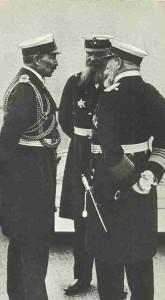 Kaiser und Tirpitz
