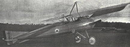 Morane-Saulnier Typ P