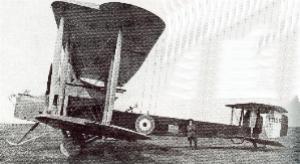 Vickers Vimy Mk IV