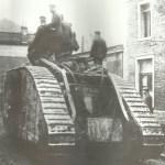 Deutscher Beutepanzer Mk IV