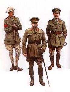 Offiziere (Brigade-General, Feldmarschall, Brigade-General)