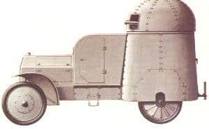 Austro-Daimler-Panzerwagen