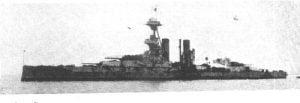 Schlachtschiff Iron Duke