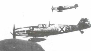 Bf 109 G der bulgarischen Luftwaffe