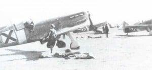 Dewoitine D520 Jagdflugzuge der bulgarischen Luftwaffe