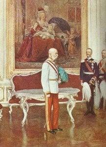 Kaiser Franz Joseph I. von Österreich-Ungarn