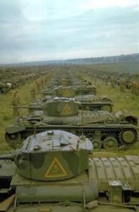 britische Armee-Panzer-Brigade