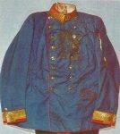 blutbeschmierte Uniform des Erzherzogs in Sarajewo