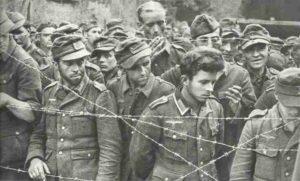 Deutsche Gefangene aus Falaise