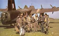 Short Stirling Bombers des RAF Bomber-Kommandos