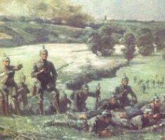 Deutsche Armee 1. Weltkrieg