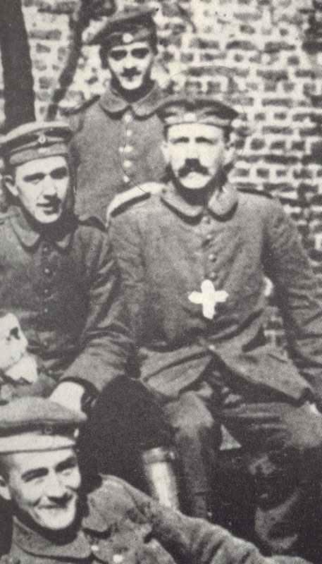 kriegsfreiwilliger hitler - Hitlers Lebenslauf