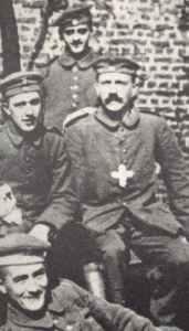 Kriegsfreiwilliger Hitler