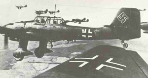 Ju87B Stuka Sturzkampfbomber