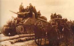 Shermans der Roten Armee
