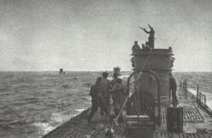 'U-Boot-Tankstelle'
