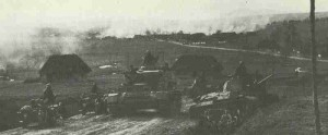 Panzerschlacht bei Debrecen