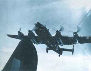 Handley Page Halifax Mk I der ersten Produktionsserie