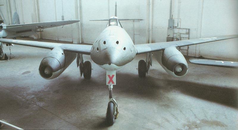 Me 262 Museumsflugzeug