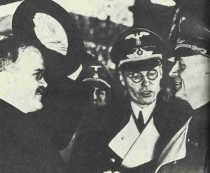Molotow und Ribbentrop