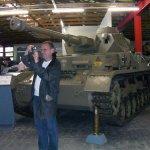 PzKpfw IV Ausf.G im Panzermuseum Munster