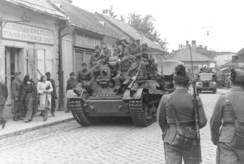 Ungarischer Panzer Turan II