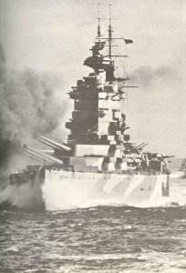 Schlachtschiff HMS Nelson