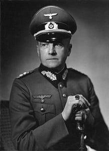 General von Brauchitsch