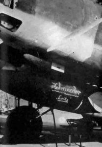 A-5-Rakete unter He 111