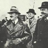 Fritz Thyssen mit Hitler 1938