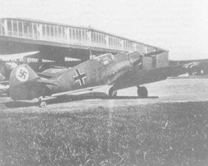 Bf 109 D-1 Legion Condor