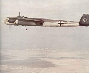 Do 17 Aufklärungsflugzeug
