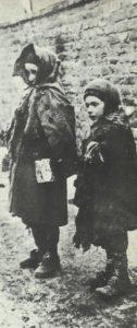 Kinder Warschauer Ghetto