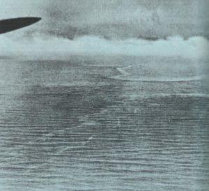 RAF-Aufklärungsflugzeug hat Bismarck gefunden