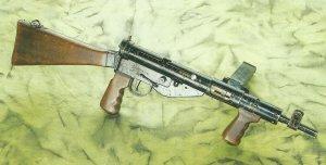 Sten Mk V