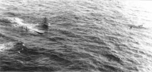 Notwasserung B-29