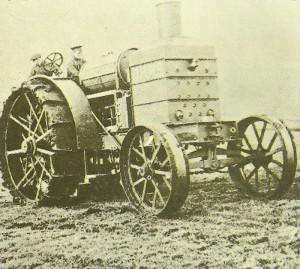 Daimler-Foster-Artillerieschlepper