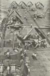 Flugzeuge auf Deck eines Essex-Trägers